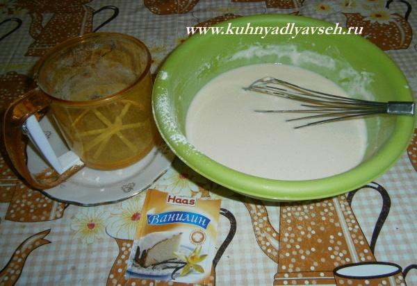 оладьи на молоке без соды и дрожжей