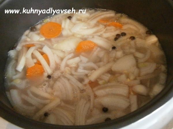 баранина с картофелм