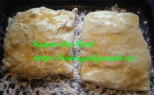 Овощной пирог с грибами баклажанами и картофелем